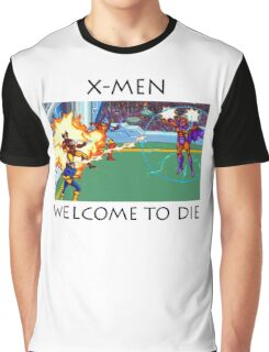 Welcome to die Graphic T-Shirt