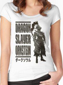 Dragon Slayer Ornstein Women's Fitted Scoop T-Shirt