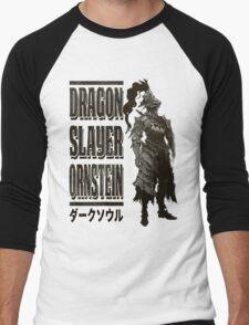 Dragon Slayer Ornstein Men's Baseball ¾ T-Shirt