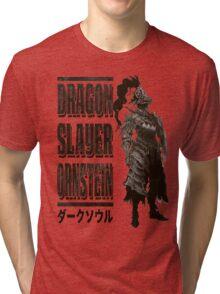 Dragon Slayer Ornstein Tri-blend T-Shirt