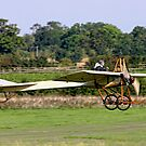 Deperdussin 1910 monoplane G-AANH by Colin Smedley