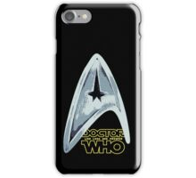 Star Trek Who iPhone Case/Skin