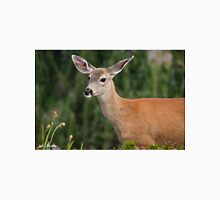 Blacktail Doe Looking at the Camera Unisex T-Shirt