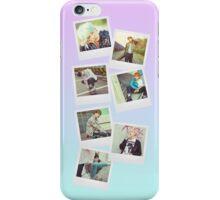 BTS Polaroid  V1 iPhone Case/Skin