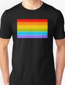LGBT Rainbow Flag Unisex T-Shirt