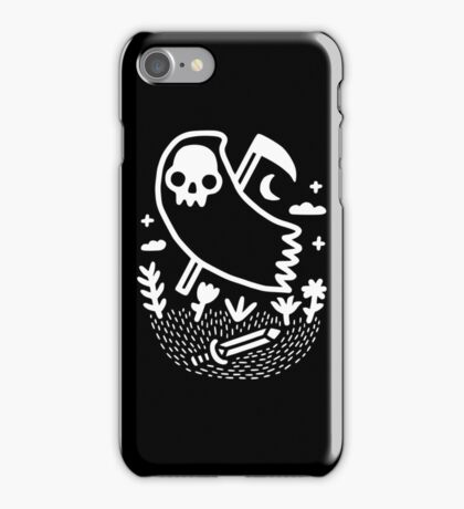 Another Grim Night iPhone Case/Skin