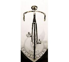 Fixed campagnolo series Photographic Print
