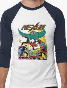 nexus Men's Baseball ¾ T-Shirt