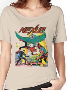 nexus Women's Relaxed Fit T-Shirt
