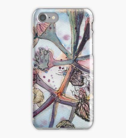 Australian Flowering Gum Nuts iPhone Case/Skin