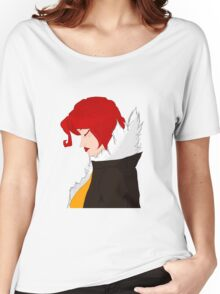 Red from Transistor Women's Relaxed Fit T-Shirt