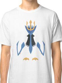 Slightly Inverted Minimalistic Empoleon  Classic T-Shirt