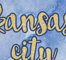 kansas city Sticker