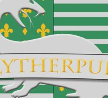 Slytherpuff Sticker