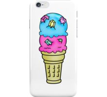 Bejeweled Ice Cream Cone iPhone Case/Skin