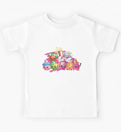 Shopkin Squad Kids Tee