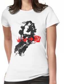 Senpai Womens Fitted T-Shirt