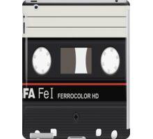 old  cassette iPad Case/Skin