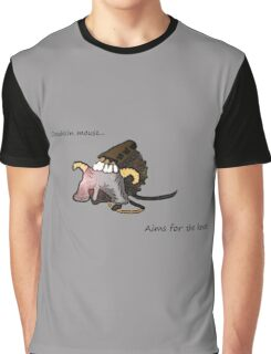 Dovahkiin Mouse Graphic T-Shirt