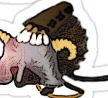 Dovahkiin Mouse Sticker
