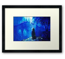 The Gethsemane Prayer Framed Print