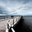 Saltburn Pier, North Yorkshire by PaulBradley