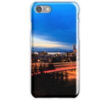Seattle at Dusk iPhone Case/Skin