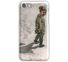 Shadow Play iPhone Case/Skin