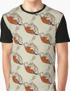 Raped by a Rabbit  Graphic T-Shirt