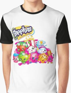 Shopkin Squad 2 Graphic T-Shirt