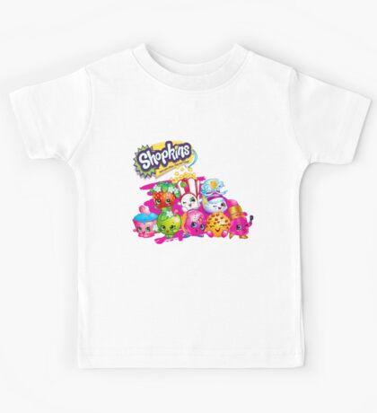 Shopkin Squad 2 Kids Tee