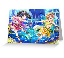 Love Live! School Idol Project - Flower Fairies Greeting Card