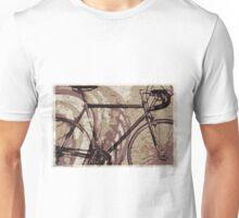 My Bicycle Nostalgia Unisex T-Shirt