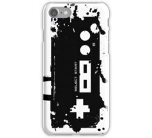Paint Splat NES Controller iPhone Case/Skin