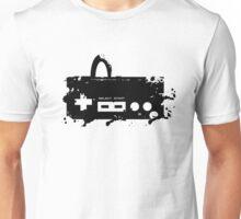 Paint Splat NES Controller Unisex T-Shirt