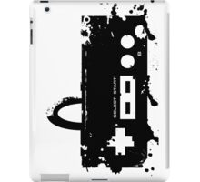Paint Splat NES Controller iPad Case/Skin
