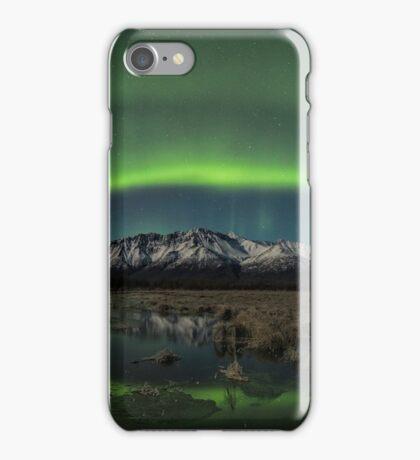 Auroral Bands iPhone Case/Skin