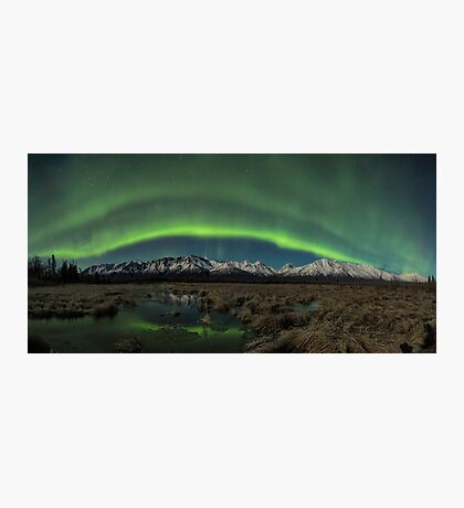 Auroral Bands Photographic Print