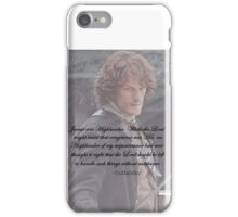 Outlander/Jamie Fraser/Highlander iPhone Case/Skin