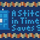 A Stitch in Time by vonplatypus
