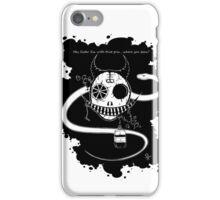 Sister Sin iPhone Case/Skin