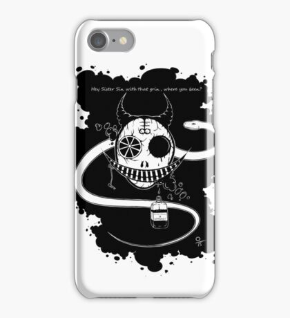 Sister Sin iPhone Case/Skin