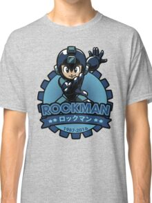 The Blue Bomber Classic T-Shirt