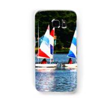 Striped Sails Samsung Galaxy Case/Skin
