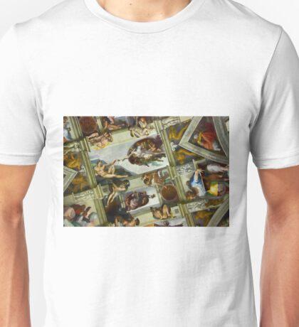 Sistine Chapel Unisex T-Shirt