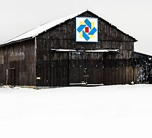Boone County Barn Quilt by Mary Carol Story