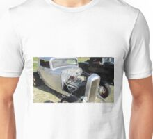 'GETTING DOWN TO THE NITTY GRITTY!' V8 Hot Rod Club, Kingscliff N.S.W.  Unisex T-Shirt