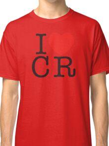 I <3 CRITICAL ROLE (CR) - Black Classic T-Shirt
