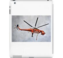Water Bomber 748 iPad Case/Skin