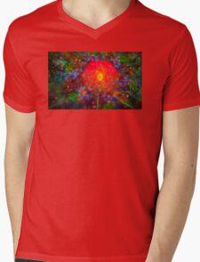 Forever Opium Mens V-Neck T-Shirt